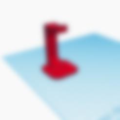 Télécharger fichier impression 3D gratuit Support de casque d'écoute, paco_egabrum