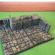Télécharger objet 3D gratuit Carreaux surélevés de caverne (compatibles Openforge 2.0), Poxos