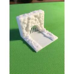 99bcd0b9677190e0a853dd785113a162_preview_featured.jpg Download free STL file Cavern Rivergate and Waterfall (Openforge 2.0 compatible) • 3D printing design, Poxos