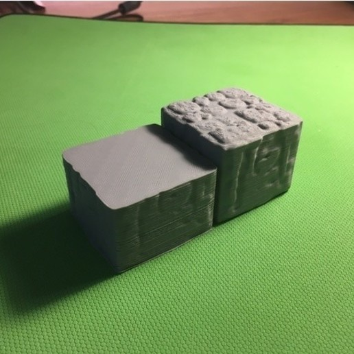 619c2080dd831ff0cecae985426f59c4_preview_featured.JPG Download free STL file Cavern Riser Blocks (Openforge 2.0 compatible) • Model to 3D print, Poxos