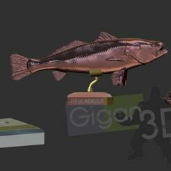 trofeo copia.jpg Télécharger fichier STL merlan • Objet à imprimer en 3D, GIGAN3D