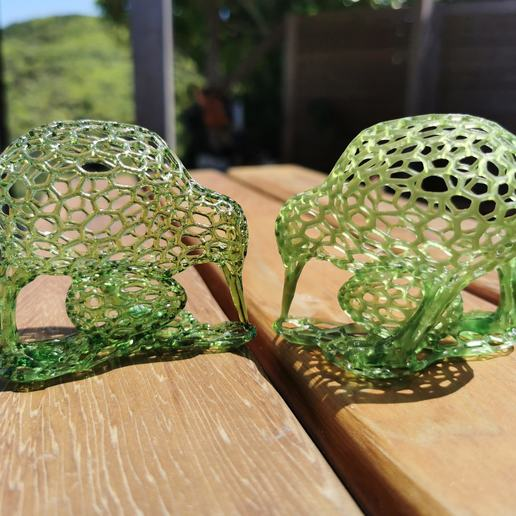 Download free 3D printing files Kiwi, Oggie