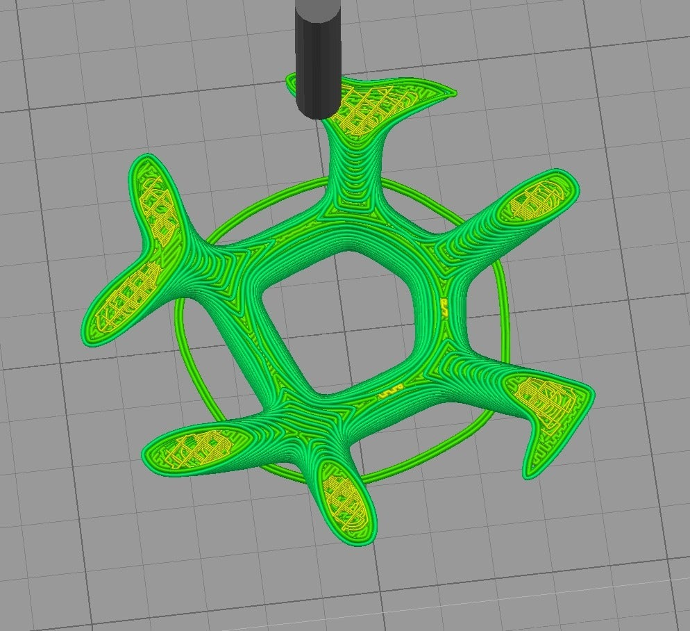 Slicer_first_layers_display_large.jpg Download free STL file Voronoi Ball • Object to 3D print, Oggie