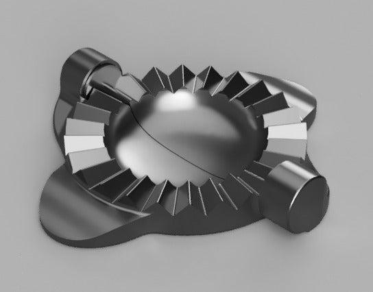 ca8e8d052f51ca3b96ac6224ce26f45f_display_large.jpg Download free STL file Dumpling Press • Design to 3D print, Oggie