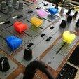 Download free STL Pacman Trick Scratch Fader Crossfader, Reshea