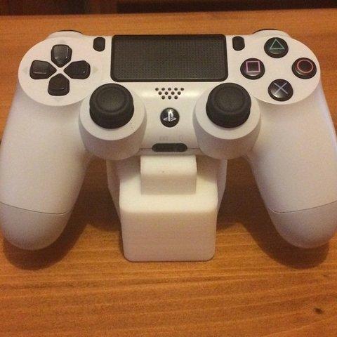 Descargar modelo 3D gratis Soporte para el mando de la PlayStation 4 (PS4), Reshea
