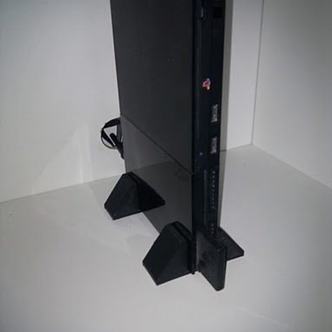 Download free 3D printing models PlayStation 2 Feet ・ Cults