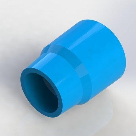 Télécharger fichier STL gratuit Coupleur réducteur de vide pour scie composée • Design imprimable en 3D, Reshea