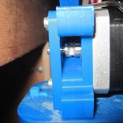 Download free 3D printer files Direct drive extruder MK8, Clenarone