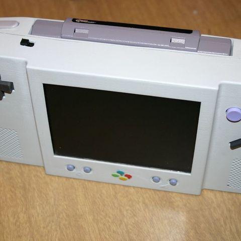 IMG_0948_display_large.jpg Télécharger fichier STL gratuit Étui portable Super Nintendo • Design pour imprimante 3D, Clenarone
