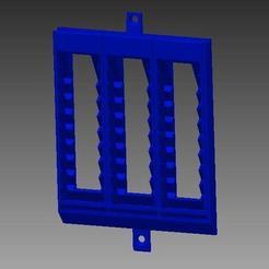 4a74cf2093362c17b08fb9d25bbddedb_display_large.jpg Télécharger fichier STL gratuit Support mural Nintendo Ds coupé en morceaux • Objet imprimable en 3D, Clenarone