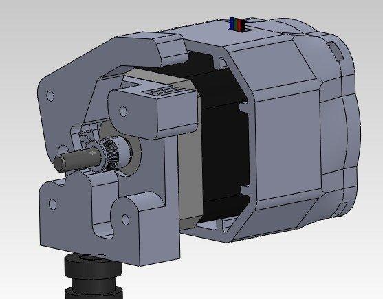 Capture_display_large.jpg Télécharger fichier STL gratuit Extrudeuse à entraînement direct MK8 • Objet imprimable en 3D, Clenarone