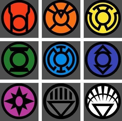 lantern-symbols_display_large.jpg Download free STL file Lantern corps rings • 3D printer design, Clenarone