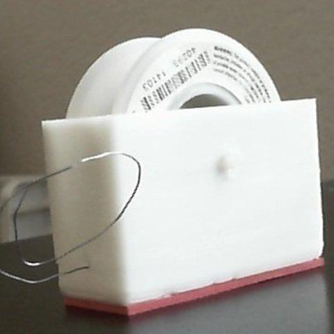 Download free 3D print files Solder Spool Holder, Odrenria