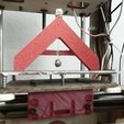 Download free 3D printing models Makerbot-ThingOMatic Build Platform Leveling Tool, Odrenria