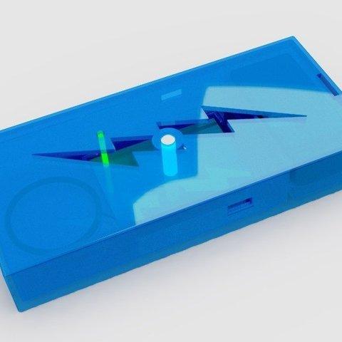 Download free 3D printing designs Lightning/EMF Sensor, Odrenria