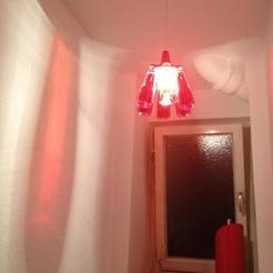 Free STL file A bottle lamp, Odrenria