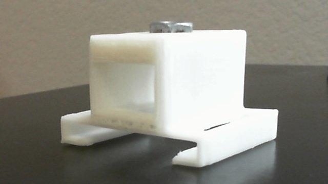 """2011-10-22_12-51-48.316_display_large_display_large.jpg Download free STL file Tripod Holder for MS LifeCAMâ""""¢ • 3D print design, Odrenria"""