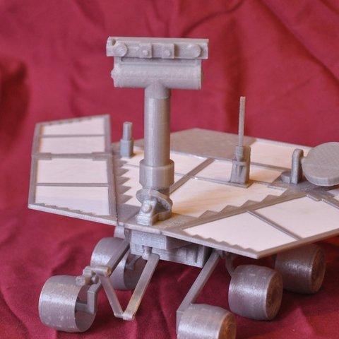 DSC_1321_display_large.jpg Télécharger fichier STL gratuit Mars Rover : Opportunité - Remix • Objet pour imprimante 3D, Odrenria