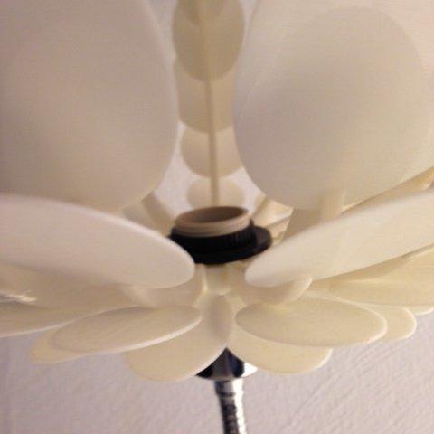 Lotuslamp_5_display_large.jpg Download free STL file Lotus lamp • 3D printable template, Odrenria
