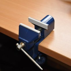 Imprimir en 3D gratis Mini Protectores de Mordaza para Bancos, Odrenria