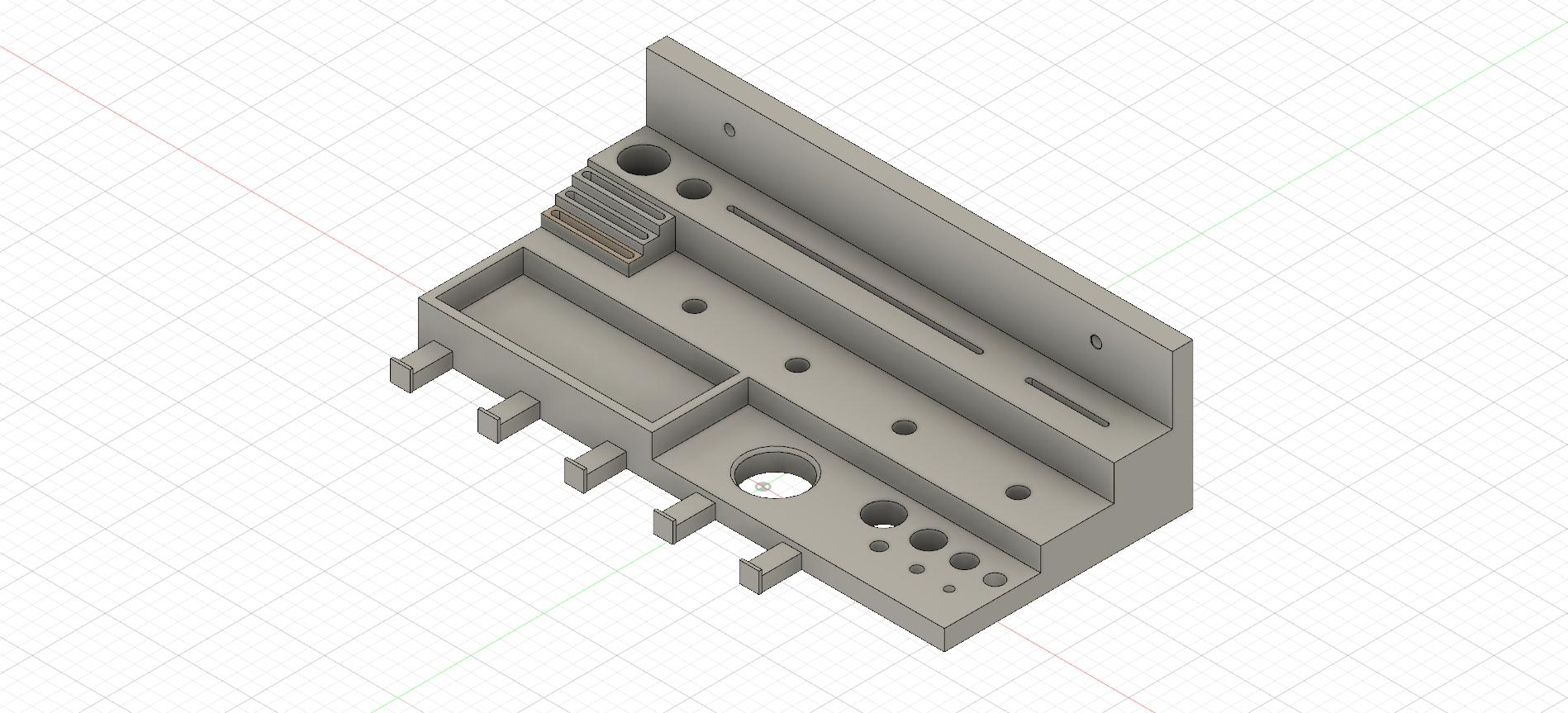 3D_Printer_Tool_Organizer_Holder v1.png Télécharger fichier STL gratuit Porte-outils pour imprimante 3D / Support / Organisateur - Montage mural • Modèle imprimable en 3D, SierraTech