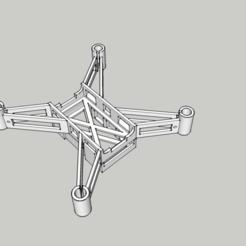 Télécharger modèle 3D Quadcoptère bricolage, sylbox