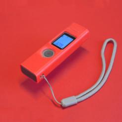 Descargar modelo 3D gratis Cubierta del telémetro LS-1/ LS-1S, il_dalla