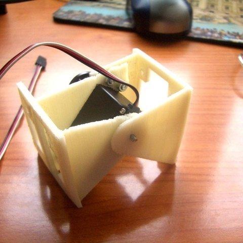 Télécharger fichier 3D gratuit Modules REPY-1. Version 1.0, Ogrod3d