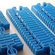 Imprimir en 3D gratis Vías férreas flexibles de IKEA, Ogrod3d