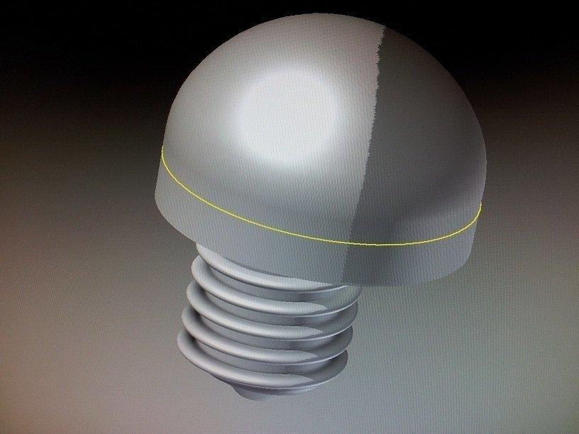 20120308_164341_display_large_display_large.jpg Télécharger fichier STL gratuit IKEA - Ampoule à LED • Modèle imprimable en 3D, Ogrod3d