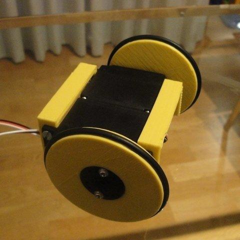Mini-Skybot-chasis-2_display_large_display_large.jpg Télécharger fichier STL gratuit Châssis de robot MiniSkybot • Plan imprimable en 3D, Ogrod3d
