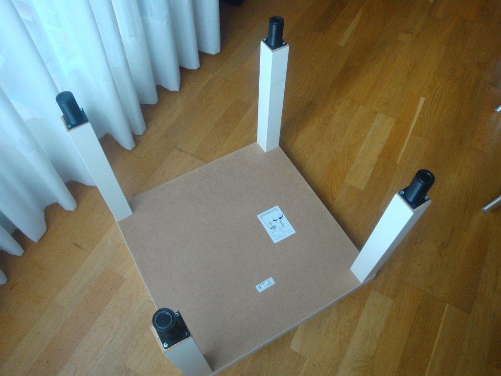 DSC01771_display_large.jpg Télécharger fichier STL gratuit Pied de table Ikea • Objet pour imprimante 3D, Ogrod3d