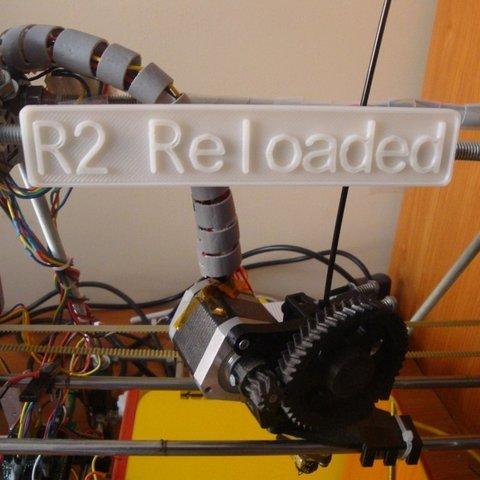 Download free 3D printing designs Clone wars plate id, Ogrod3d