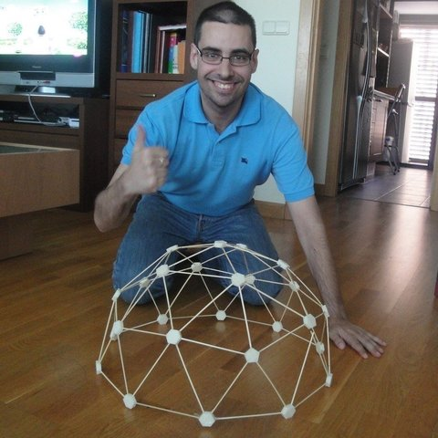 obijuan-mini-dome_display_large_display_large.jpg Download free STL file Mini-dome • 3D printable model, Ogrod3d