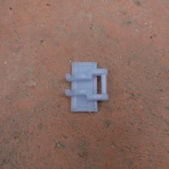 Impresiones 3D oruga de eslabón de cadena oruga oruga, r_benjami