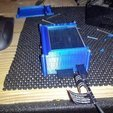 Download free STL file Raspberry Pi w/ Adafruit 2.8 tft • 3D printing design, Werthrante