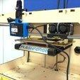 Download free 3D printer designs GoPro Hero3 Black 3D Printed Mount, Werthrante