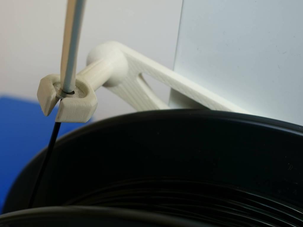 DSC02263_display_large.JPG Télécharger fichier STL gratuit PP3DP Up Plus guide de filament[Nouvelle version] • Objet à imprimer en 3D, Werthrante