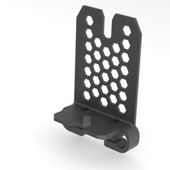 Free 3D model 15mm Rail System Battery Tray, Werthrante