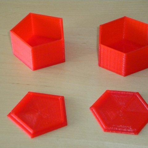 Télécharger fichier imprimante 3D gratuit Caisses à N côtés, Werthrante