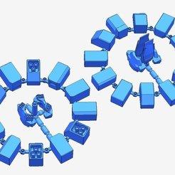 Interstellar_Endurance2_display_large.jpg Télécharger fichier STL gratuit Interstellar Endurance by xxhansonmaxx[fixe, optimisé] • Objet à imprimer en 3D, Werthrante