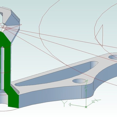 DetailUpFilGuidev41_display_large.jpg Download free STL file PP3DP Up Plus filament guide [New version] • 3D printable object, Werthrante