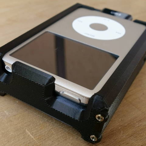Download Free 3d Printing Designs Case For Ipod Classic