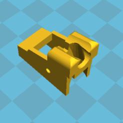 Imprimir en 3D mk23 airsoft chageur labios, DDD-3D