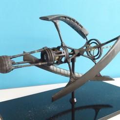 Download 3D printing files Avalon spaceship Passengers movie, Factoria3D