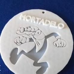 Download 3D printer model Mortadelo. Medal., AITOR3D