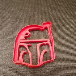 bobafettcutter.jpg Download STL file Boba Fett • 3D printing design, amefitz737