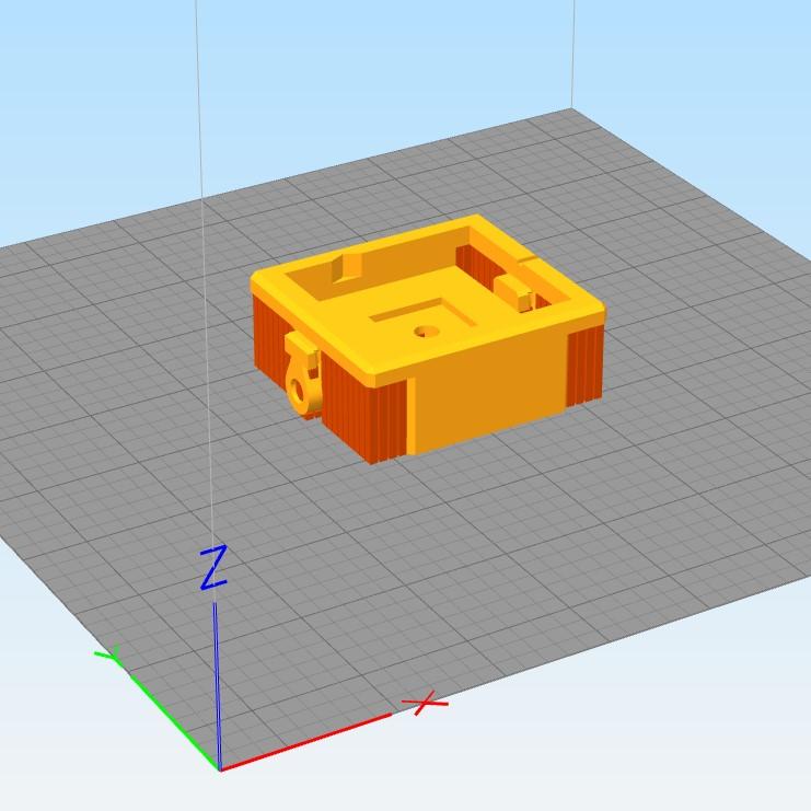Untitled 6.jpg Download free STL file VTOL VR 3D printed VIVE controller addon • 3D printer design, 3D_Bus_Driver