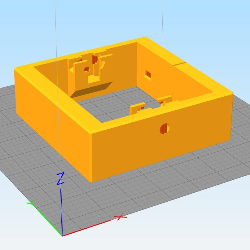 Untitled 8.jpg Download free STL file VTOL VR 3D printed VIVE controller addon • 3D printer design, 3D_Bus_Driver